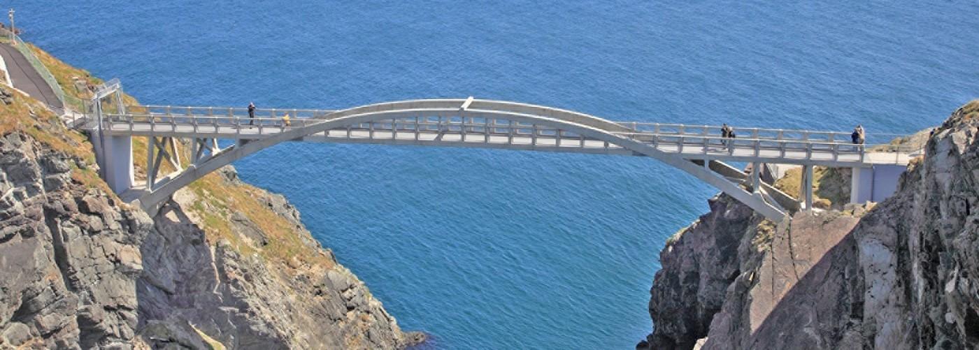 Mizen Head Bridge